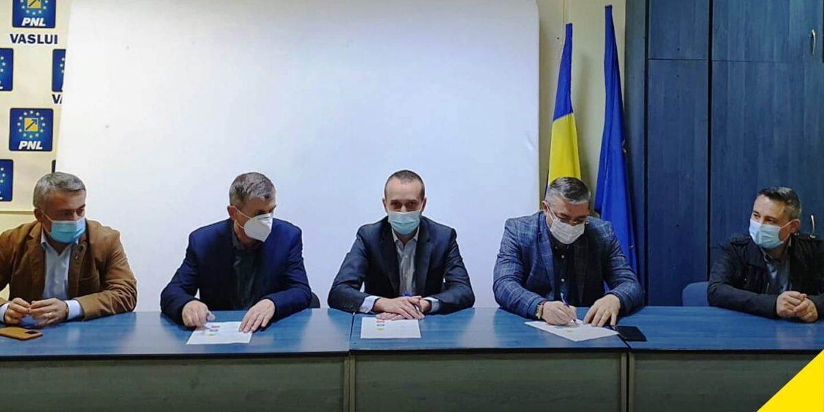 Iată pe cine propun PLN și USR PLUS pentru funcțiile de viceprimar al muncipiului Vaslui