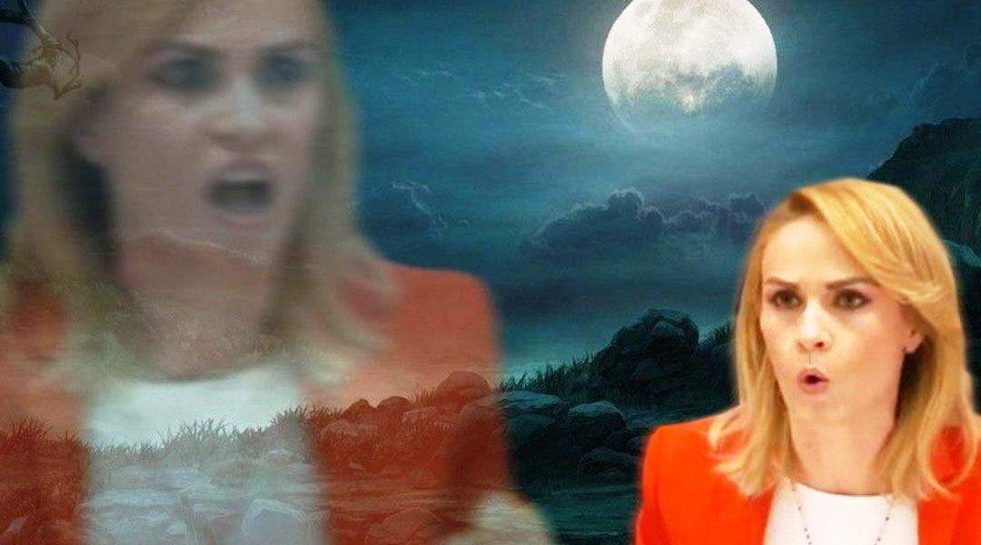 Atenție! În seara asta e lună plină și iarăși iese Firea să urle