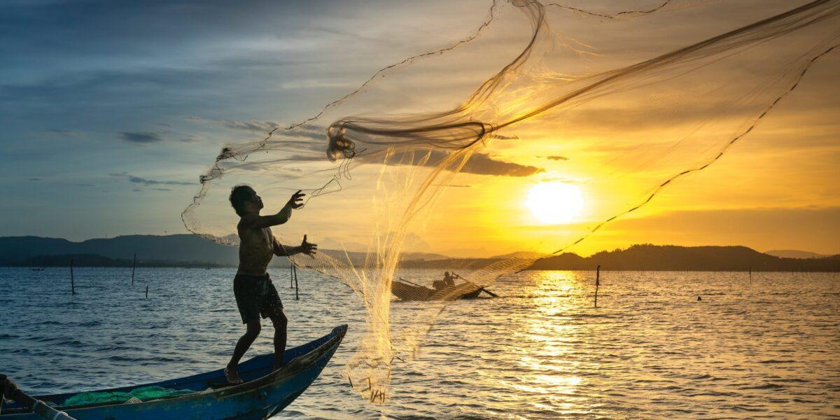 O poveste pescareasca a lui Costachel Minciunescu