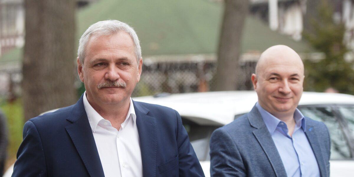 """Dragnea despre PSD-iști: """"Muți ca peștii și dârdâie de frică"""". Mesagerul gândurilor sale este Codrin Ștefănescu"""