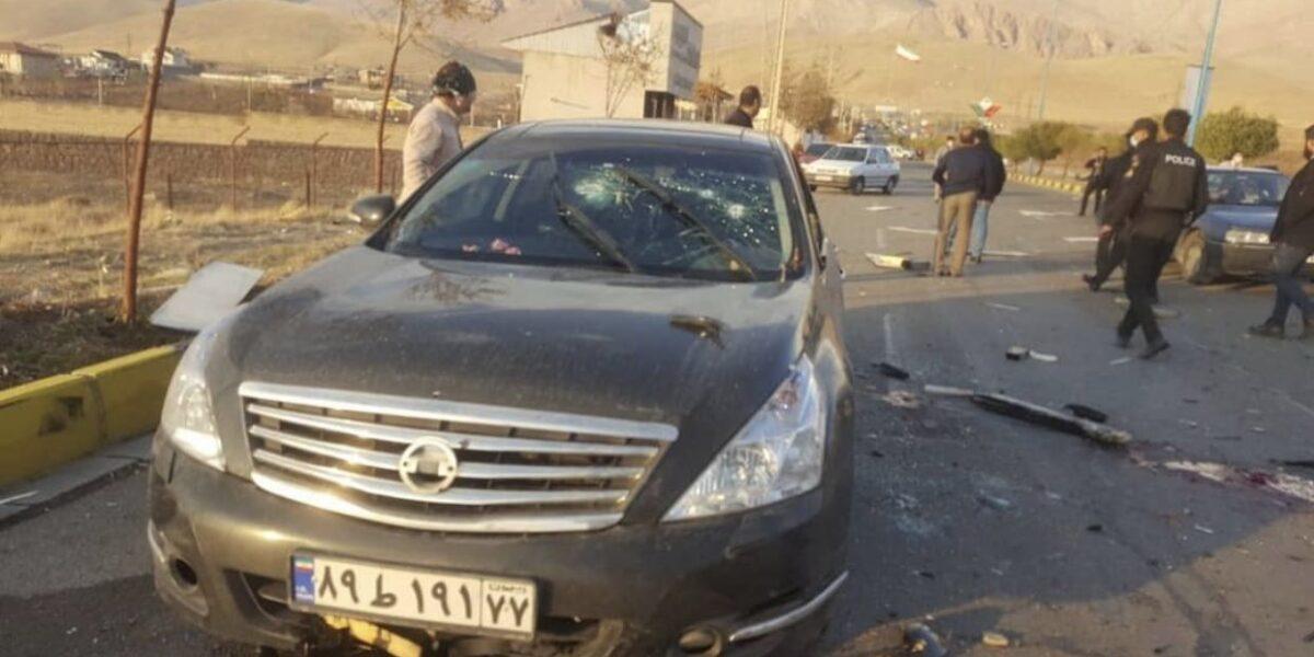 Cercetător, presupus șef al programului de înarmare nucleară al Iranului, asasinat la Teheran