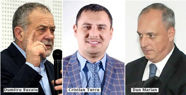UPDATE: Cristian Turcu s-a răzgândit și nu își mai dă demisia din CJ, deși Buzatu și Marian i-au anunțat plecarea.