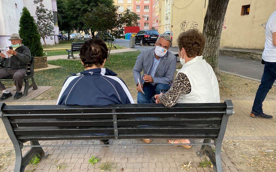Dragoș Pîslaru: O rețea națională de asistență medicală și îngrijire geriatrică la standarde europene ar stimula întoarcerea medicilor în România