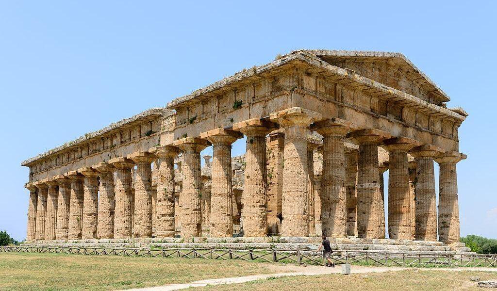 Temple grecești