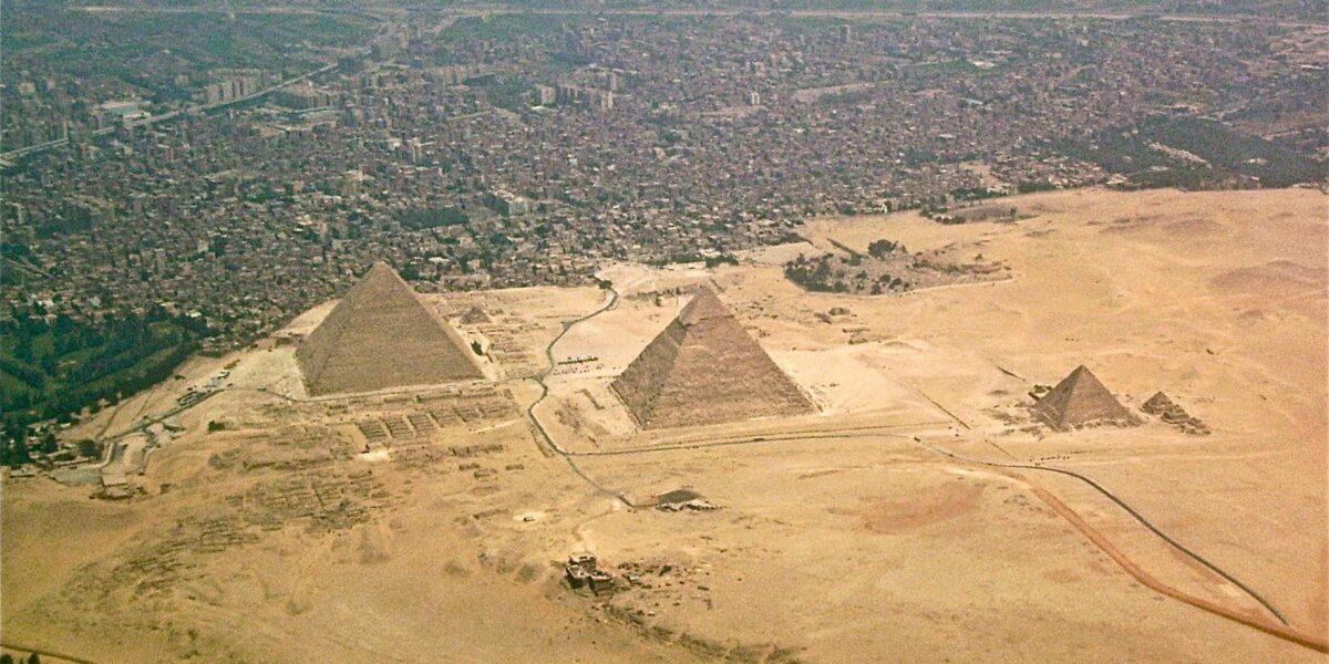 Piramidele de la Gizeh