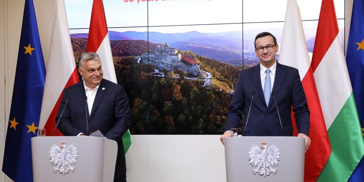Polonia și Ungaria au blocat un consens al țărilor UE privind bugetul și fondul de redresare de 1.824 de miliarde de euro din cauza mecanismului privind statul de drept