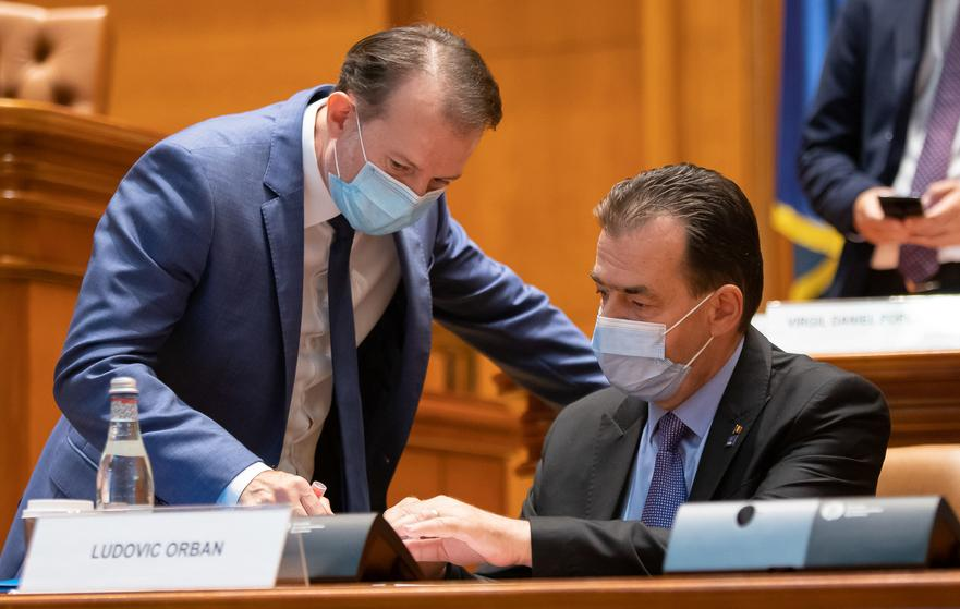 Revoltă în PNL contra lui Orban după negocierile cu USR-PLUS şi UDMR. Ar fi avut loc o tentativă de puci [surse]