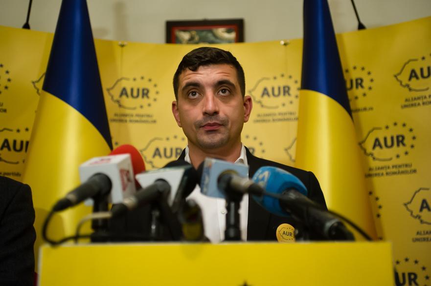 """Gândul: Stânga nu doarme! Ciolacu şi George Simion, puşi la aceeaşi masă de """"băiatul deştept"""" din politică"""