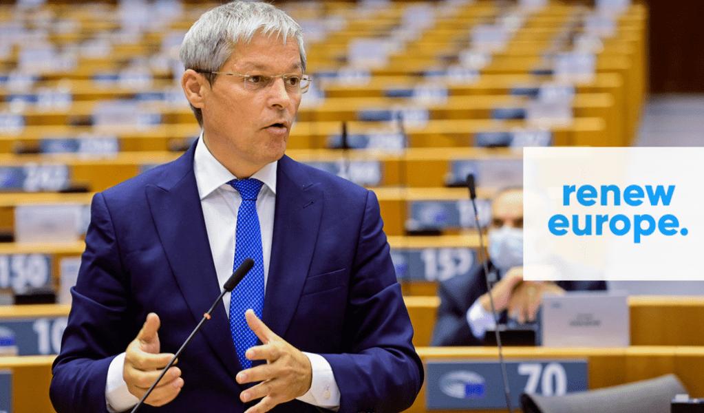Liderul Renew Europe, Dacian Cioloș, anunță planurile USR PLUS pentru miniștrii săi: Ministerul Fondurilor Europene, adevăratul Minister de Finanțe pentru următorii ani