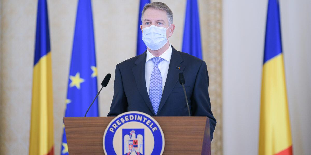 Mesajul președintelui Klaus Iohannis pentru noul Guvern: S-a închis ciclul în care ne-am angajat și am promis. Acum, la treabă!
