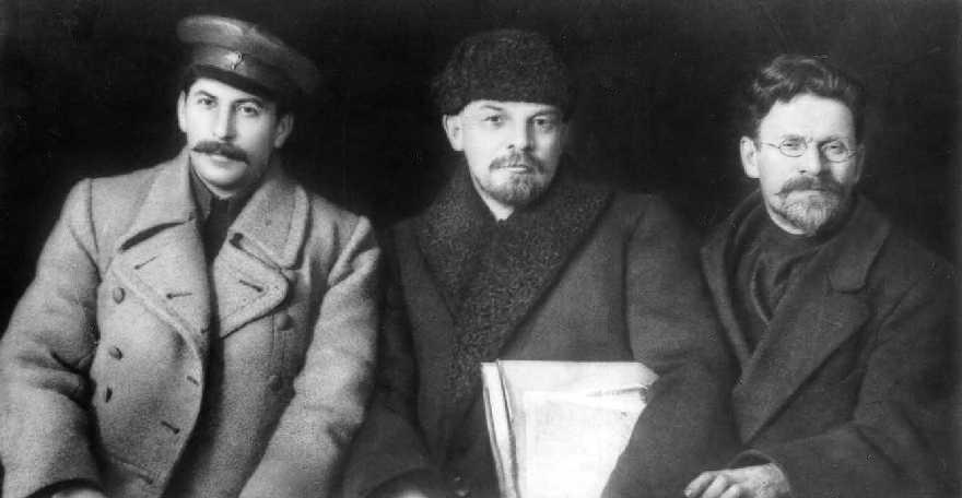 Cum s-au tradat si anihilat intre ei liderii bolsevici de la Kremlin