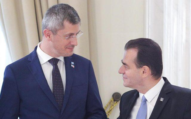 SURSE Paritate la ministere, condiția USR Plus pentru a accepta varianta Cîțu – premier, Orban – președintele Camerei Deputaților / Varianta Orban – premier, exclusă