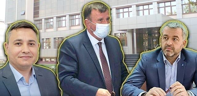Primăria Vaslui, fără conducere: Pavăl infectat cu COVID-19, cei doi viceprimari, suspendați de Tribunal