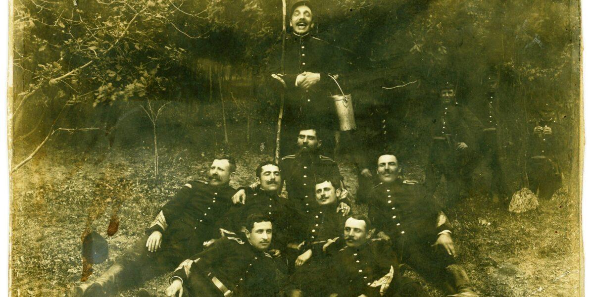 """Constantin Tănase, pe frontul Marelui Război: """"Luate-ar dracu', mă, Sarrail/ Ne bat nemţii şi tu stai!"""""""