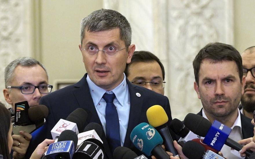 """Dan Barna: """"Acest Guvern trebuie să compenseze guvernarea violentă anti-economie de piață a PSD din ultimii ani"""""""