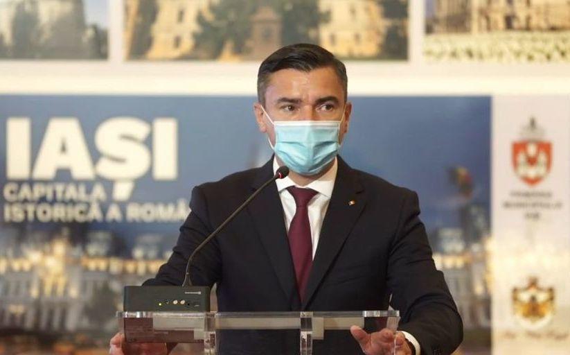 """Chirica se dezlănţuie după ce un senator USR-PLUS a solicitat filialei PNL Iaşi """"să se debaraseze de 'pesediştii importaţi'"""""""