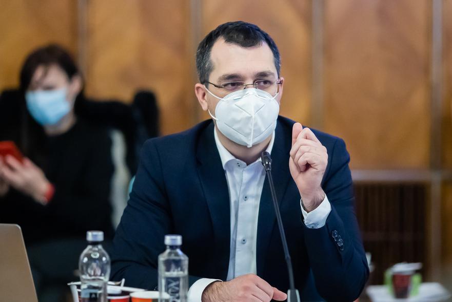 """""""Cutremur"""" în Ministerul Sănătăţii: Voiculescu dă afară pe capete şefi de instituţii şi secretari de stat"""