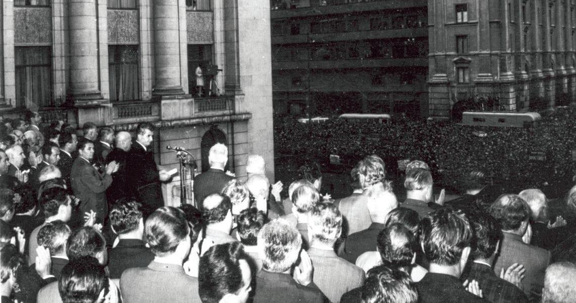 1968, un an teribil și o șansă istorică pierdută de România