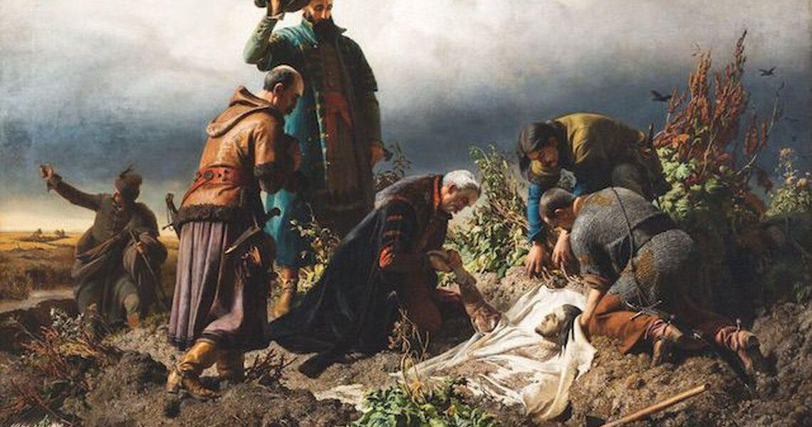 Ungaria Mare a murit în mlaștinile de la Mohács