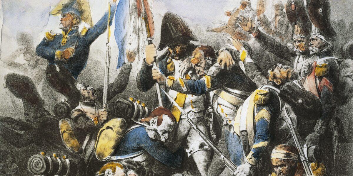 Bătălia care a schimbat istoria modernă: Waterloo (18 iunie 1815)