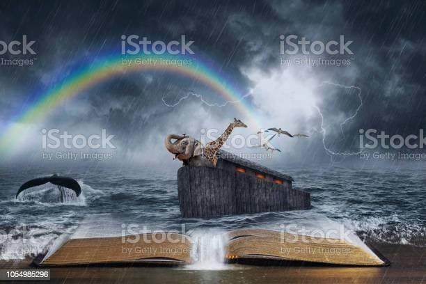 Povestea lui Noe despre imposibila constructie…