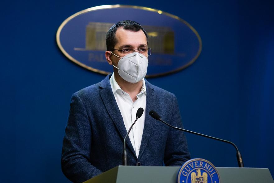 Vlad Voiculescu îi pune la punct pe cei de la PSD: Nu intenţionez să demisionez, ci să fac curăţenie