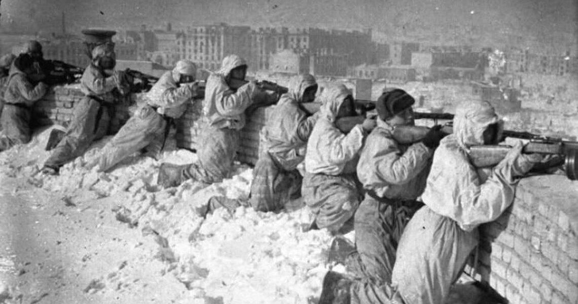 Stalingrad, o bătălie cât un întreg război