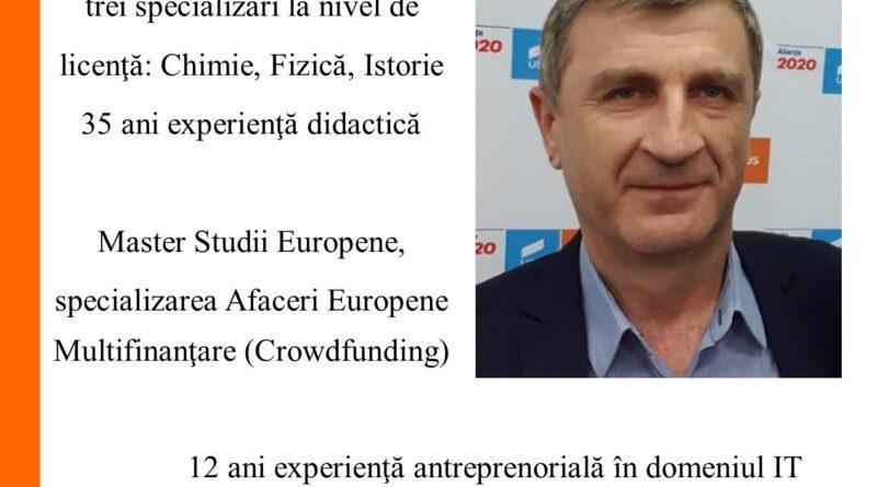 """Marcel Lăudatu, în exclusivitate pentru Est News: """"Numirea mea în funcția de prefect al județului Vaslui mă onorează!"""""""