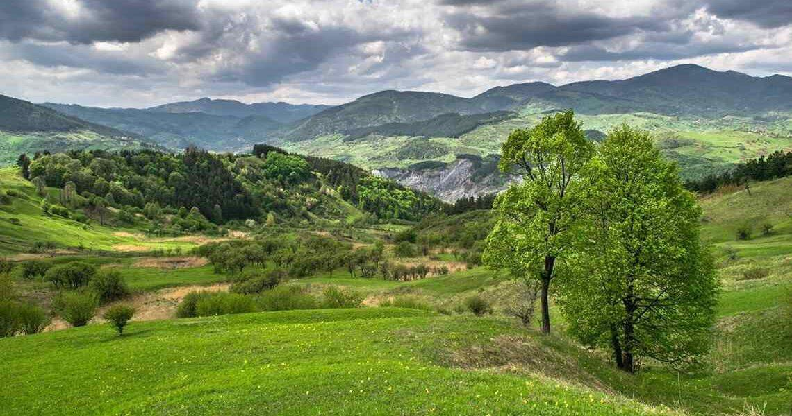 """""""Ținutul Buzăului"""", la un pas să devină Geoparc Internațional UNESCO"""