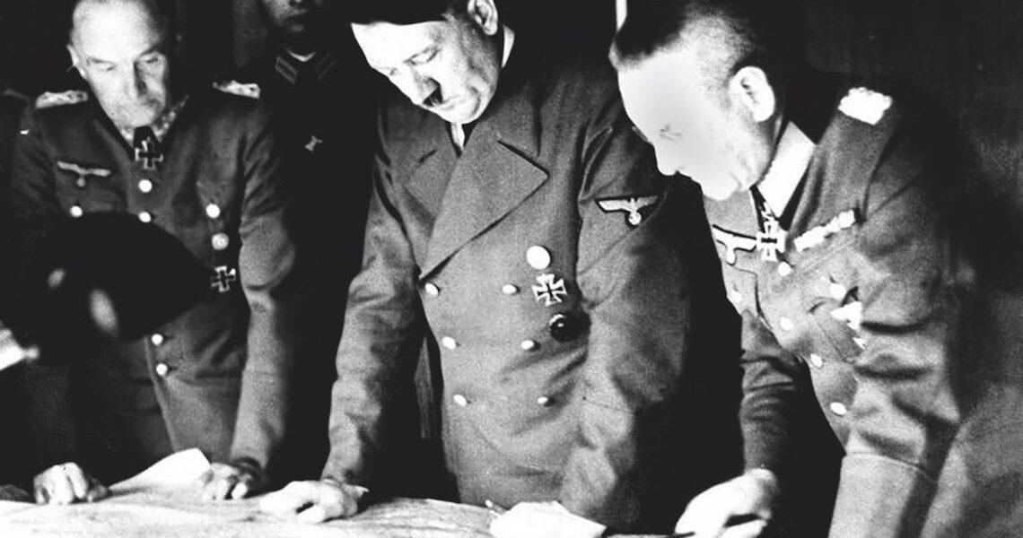 Perspectiva generalilor lui Hitler asupra bătăliei de la Stalingrad