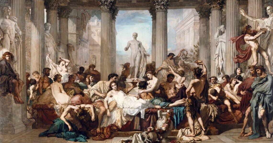Vitellius, cel mai lacom împărat roman