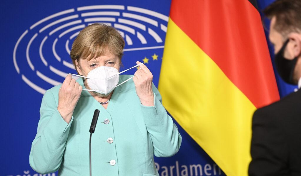 Lovitură pentru Angela Merkel: Curtea Constituțională a Germaniei suspendă ratificarea planului de 750 de miliarde de euro pentru relansarea UE