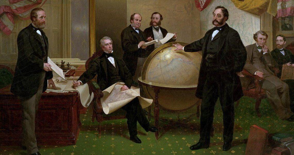 30 martie 1867 – Statele Unite au cumpărat Alaska și insulele Aleutine de la Rusia cu 7,2 milioane de dolari