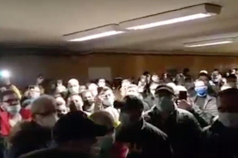Metrorex: Nu se fac concedieri, dar greviștii trebuie să plătească daunele
