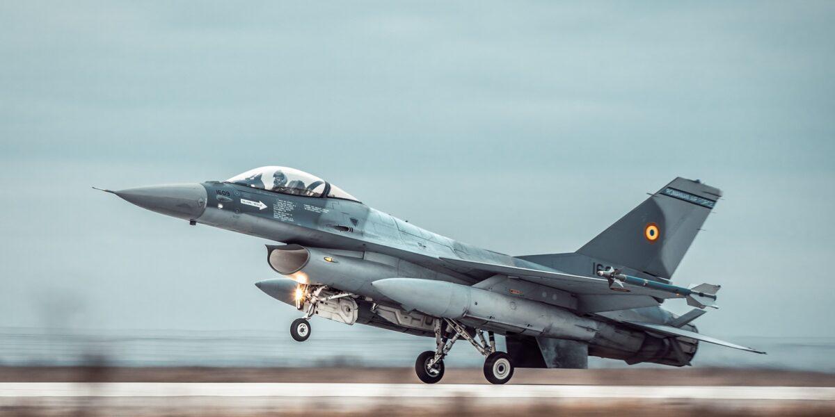 România are începând de astăzi o escadrilă F-16 completă. Cel de-al 17-lea avion de vânătoare a ajuns în dotarea Forțelor Aeriene