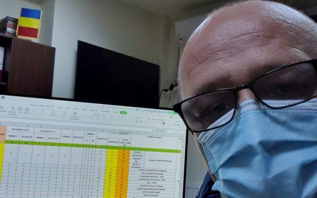 """Managerul Spitalului din Ploiești, doctor Bogdan Nica: """"Eu? Tot la spital. Mulți internați cu probleme grave. Voi, tot la proteste?"""""""