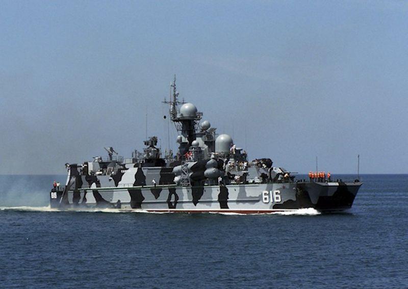 Moscova mută nave de război din Marea Caspică în Marea Neagră, o premieră după era sovietică