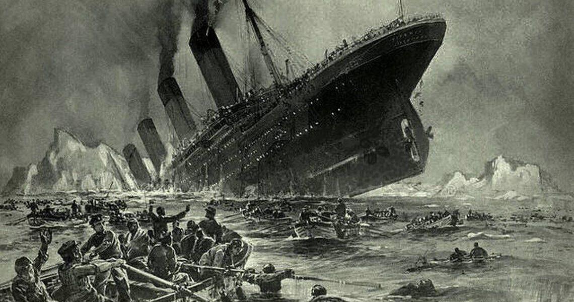 14 aprilie 1912 – Vasul Titanic a lovit aisbergul care avea să-i cauzeze scufundarea din dimineaţa zilei următoare