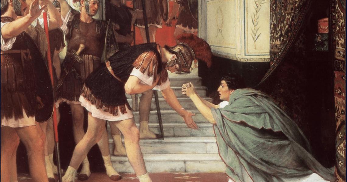 Garda Pretoriană era poliţia secretă a Imperiului Roman