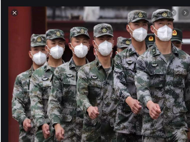 """5.000 de soldați chinezi în Iran, pentru a proteja proiectul """"O centură, un drum"""""""