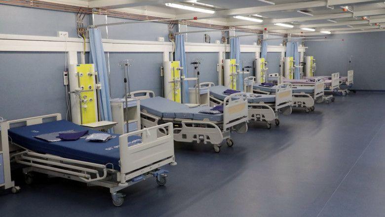 Spitalele din Vaslui, fără locuri la ATI pentru bolnavii COVID-19 pentru a cincea zi