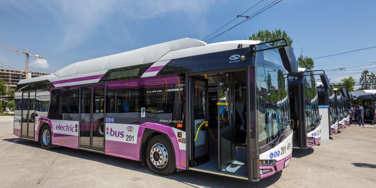 Un mare producător european, interesat să furnizeze autobuze electrice Bârladului!