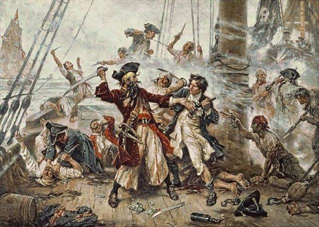 Piratul care și-a făcut Republică