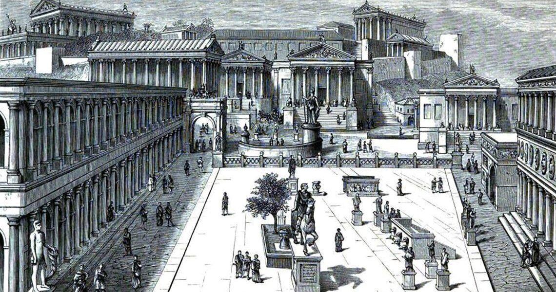 Anul celor patru împărați. Prima criză majoră a Imperiului Roman