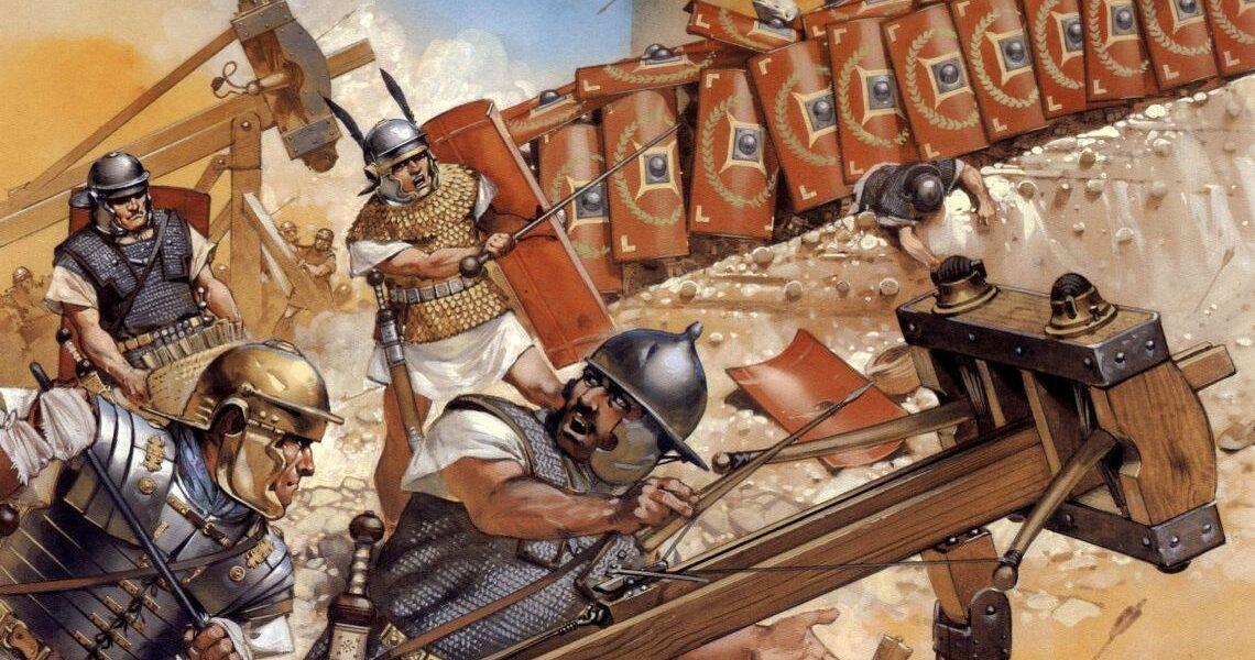 16 aprilie 73 – Sfârșitul Marii Revolte a Evreilor: Cetatea Masada a căzut în mâinile romanilor, după un asediu îndelungat