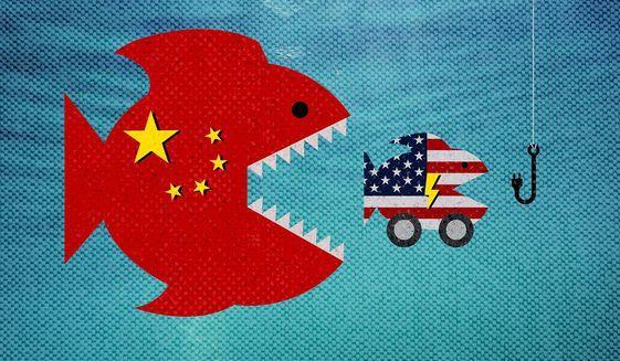 Dependența Americii de China este un dezastru iminent