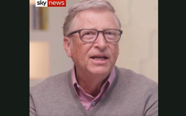 """""""Sper ca lumea să revină complet la normal până la sfârșitul lui 2022"""" – interviu Bill Gates la Sky News"""