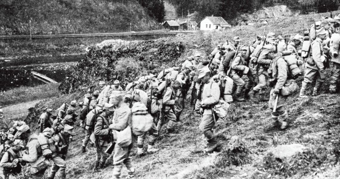 Tragicul an 1916 – Armata română, insuficient dotată și instruită