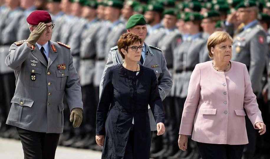 """Germania instituie un nou tip de serviciu militar voluntar denumit """"Apărarea Patriei"""" pentru consolidarea forțelor armate în fața unor crize punctuale"""