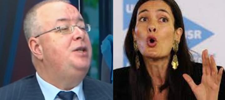 """Clotilde râde de ultima diversiune de la Ghiță TV: """"Serviciile secrete franceze au provocat inundație unde au fost depozitați sacii cu voturi!"""""""